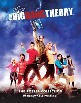 The Big Bang Theory The Poster Collection Book By Insight