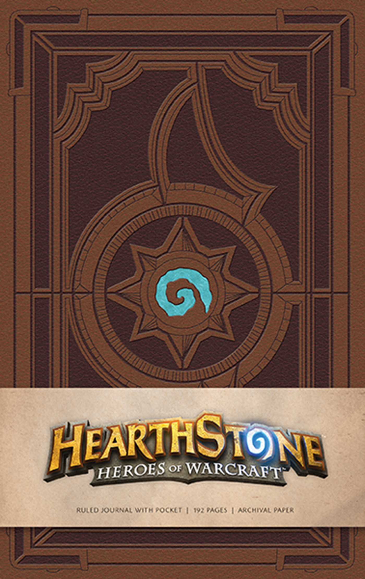 Hearthstone Hardcover Ruled Journal | Book by   Blizzard