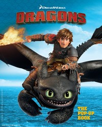 DreamWorks Dragons: The Pop-Up Book