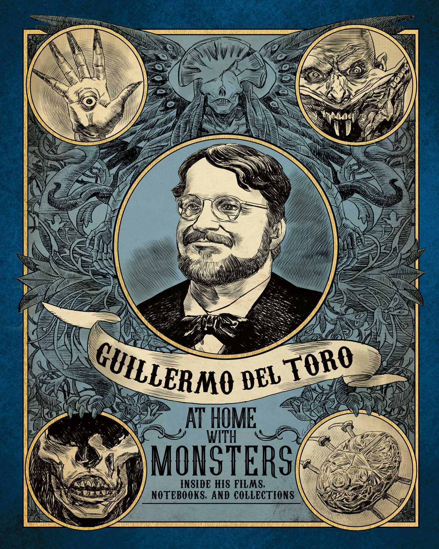 Guillermo del toro at home with monsters 9781608878604 hr