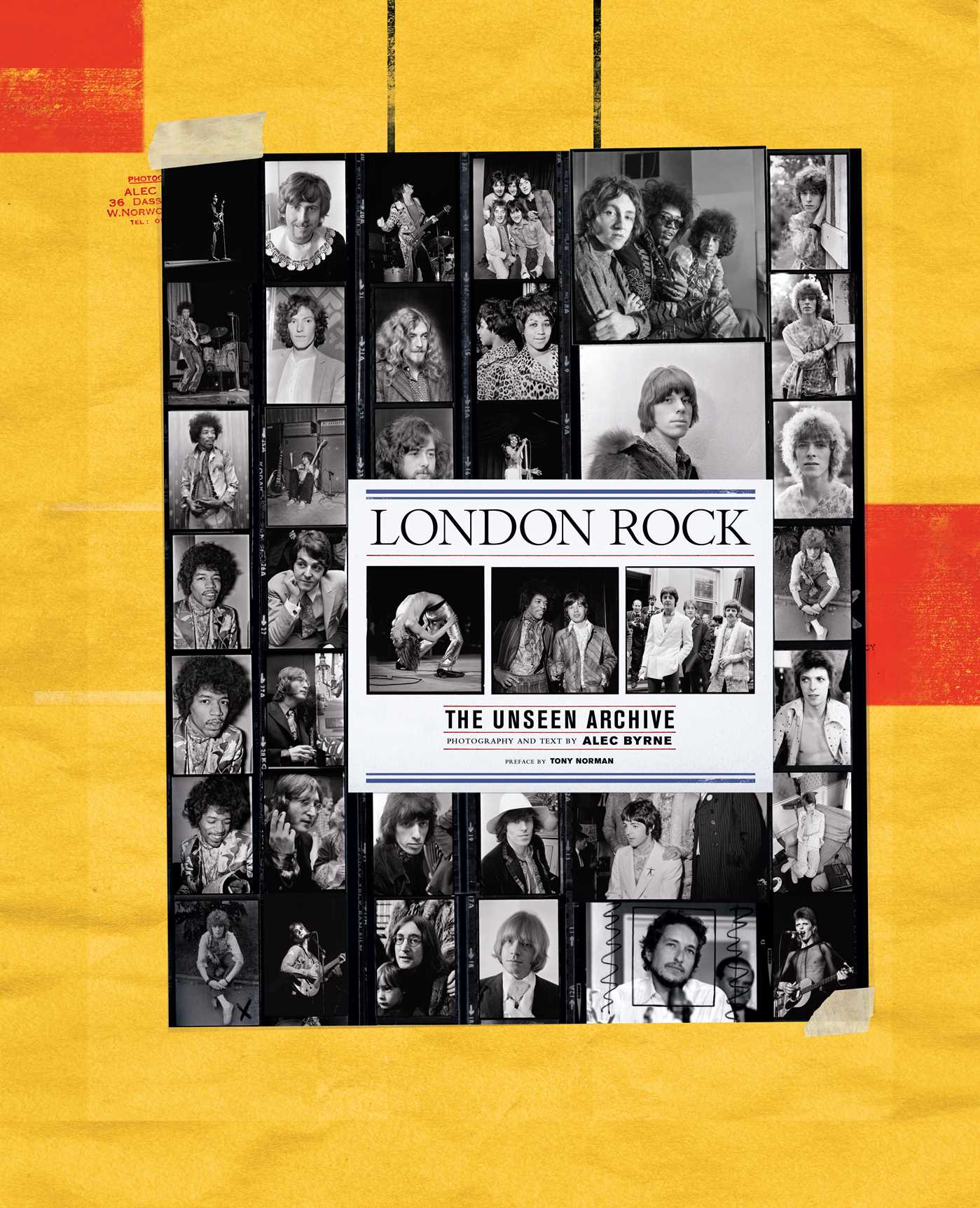 London rock the unseen archive 9781608878840 hr