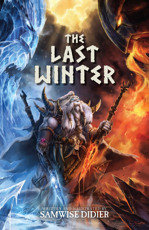The last winter 9781608879243 hr