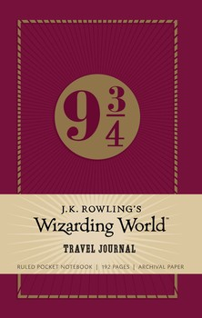 J.K. Rowling's Wizarding World: Travel Journal