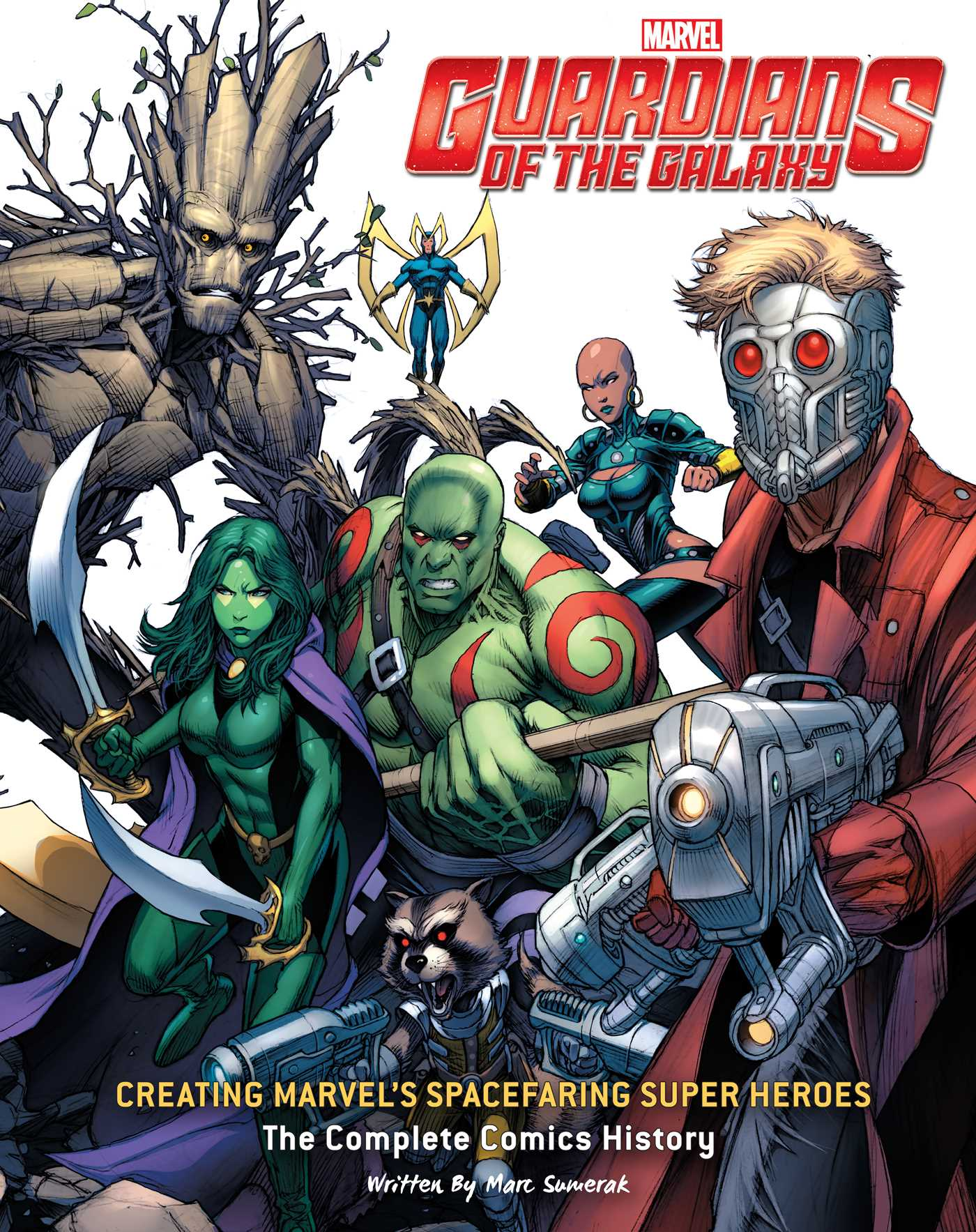 Guardians Of The Galaxy Creating Marvel S Spacefaring