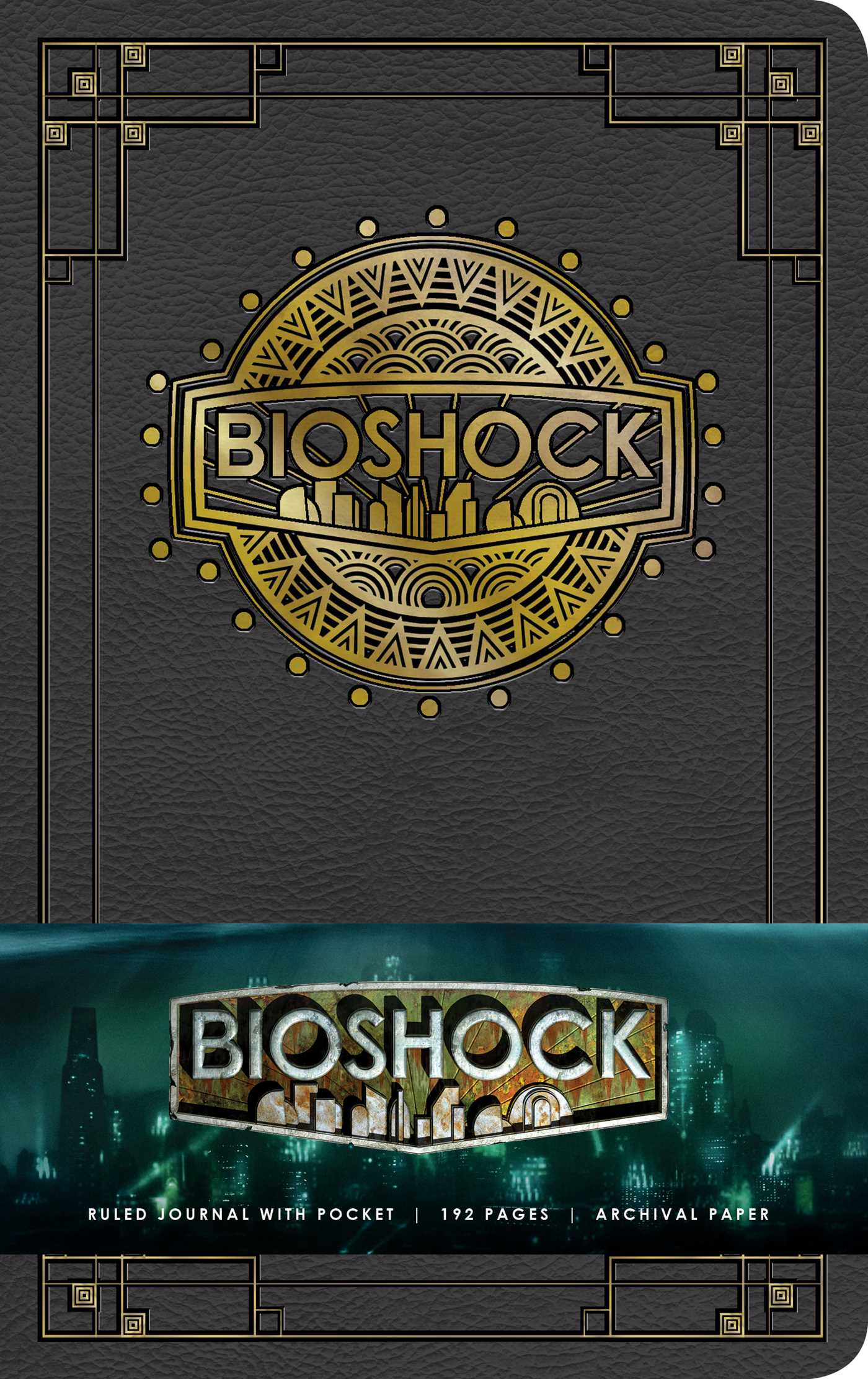 bioshock hardcover ruled journal insights journals
