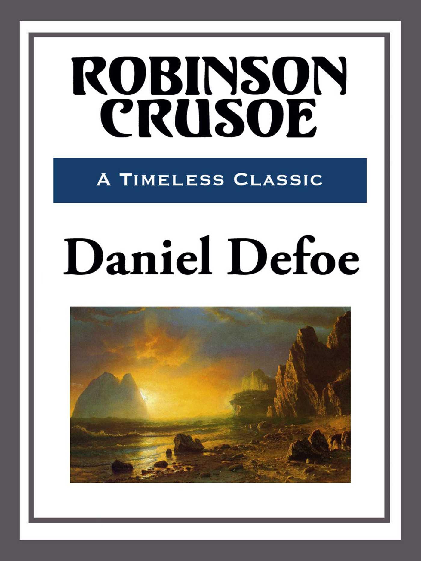 Robinson crusoe 9781609772970 hr
