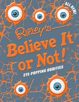 ripley s believe it or not eye popping oddities book by ripley s
