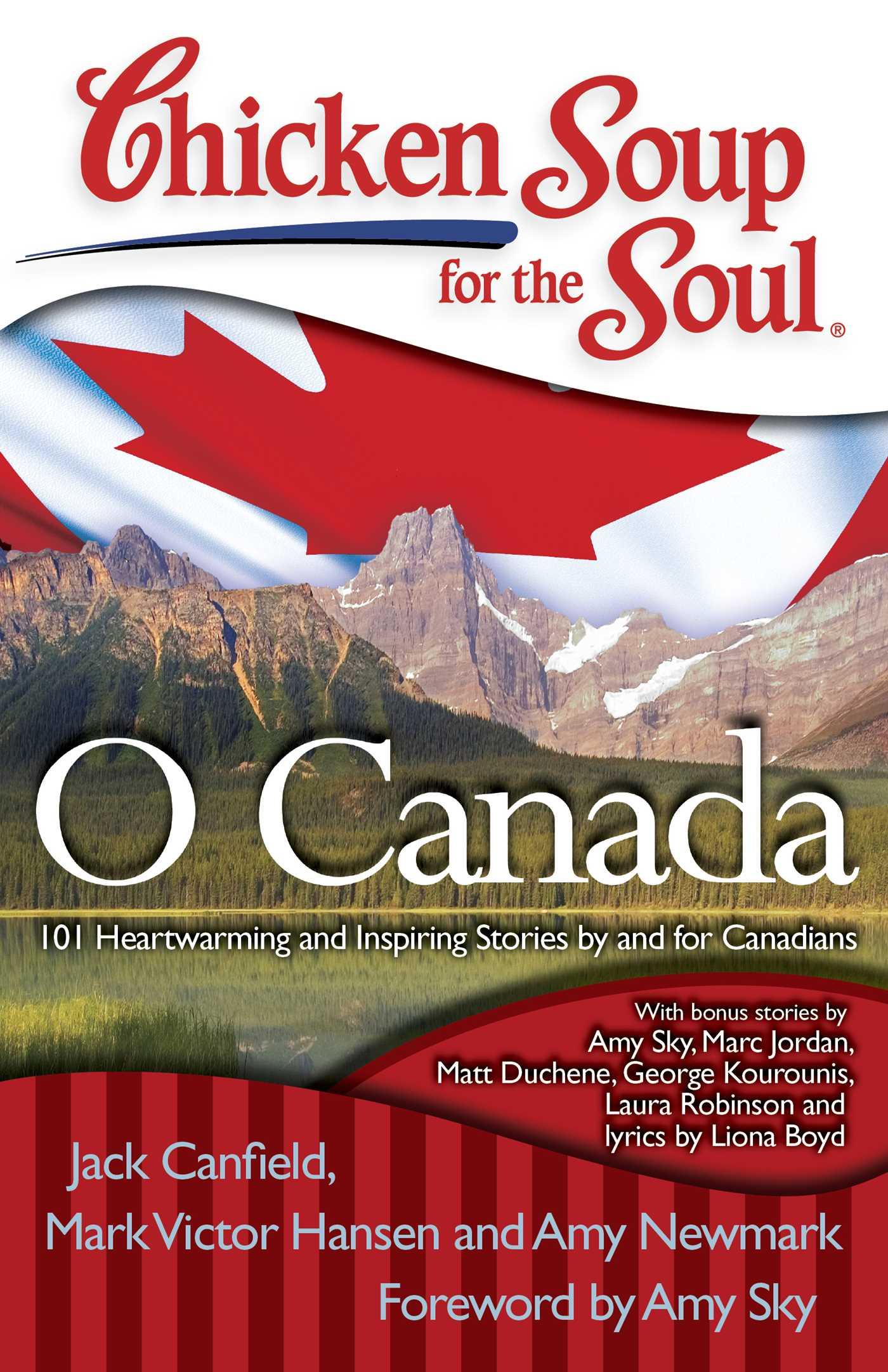 Chicken soup for the soul o canada 9781611591972 hr
