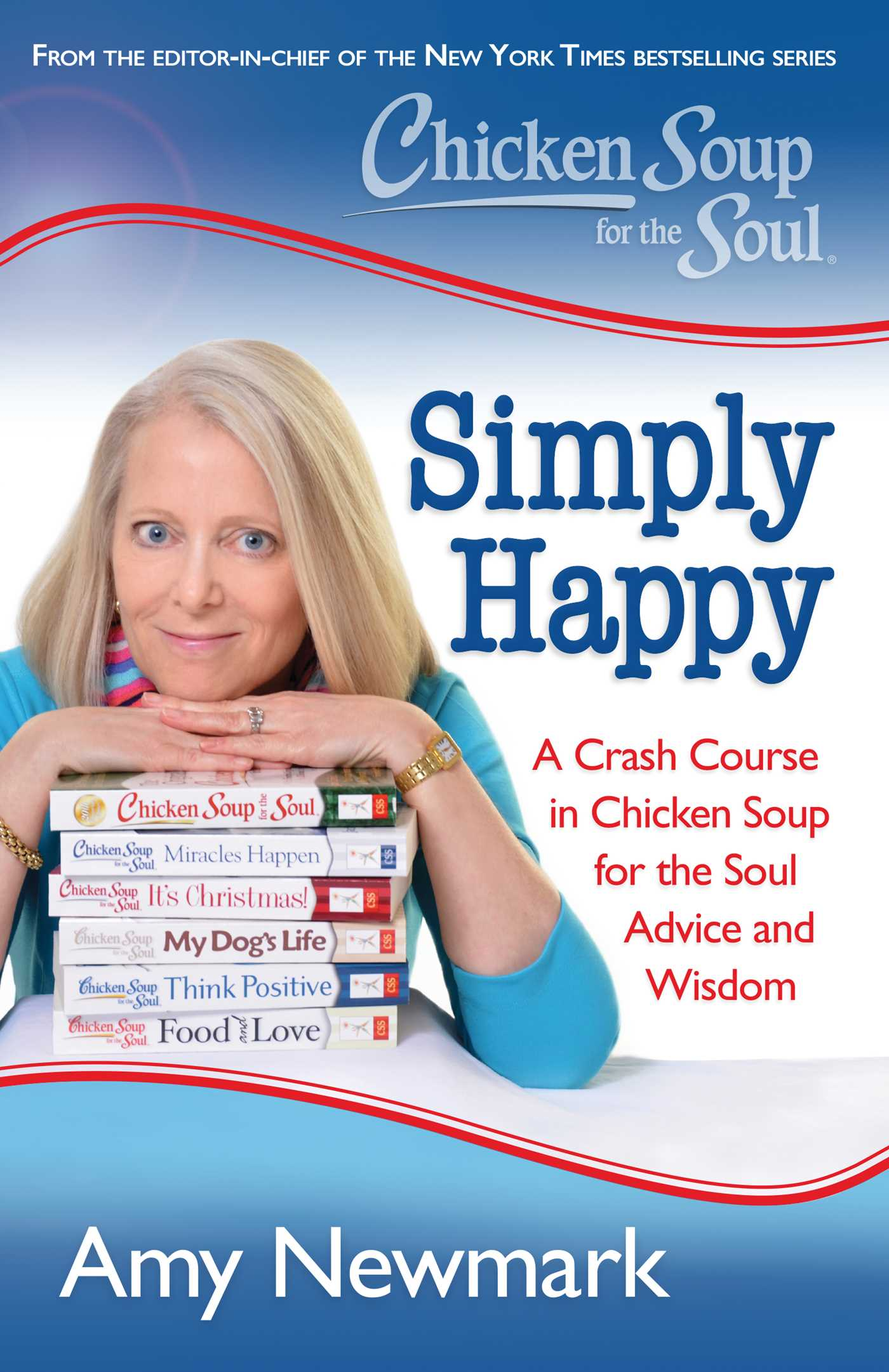 Chicken soup for the soul simply happy 9781611592542 hr