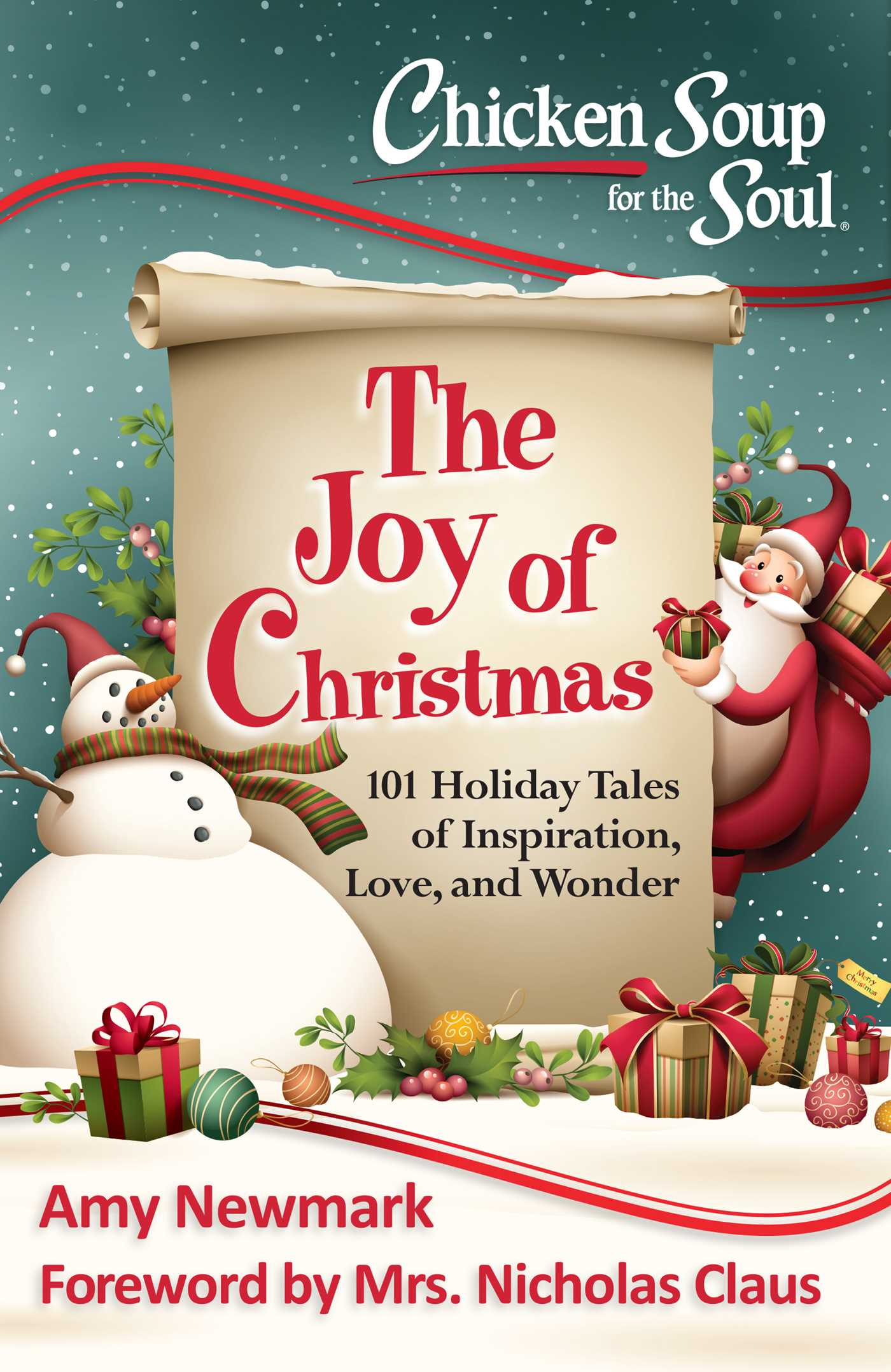 Chicken soup for the soul the joy of christmas 9781611599633 hr