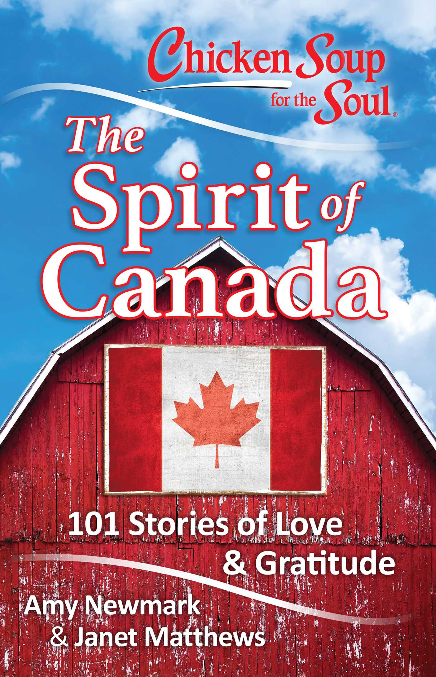 Chicken soup for the soul the spirit of canada 9781611599688 hr