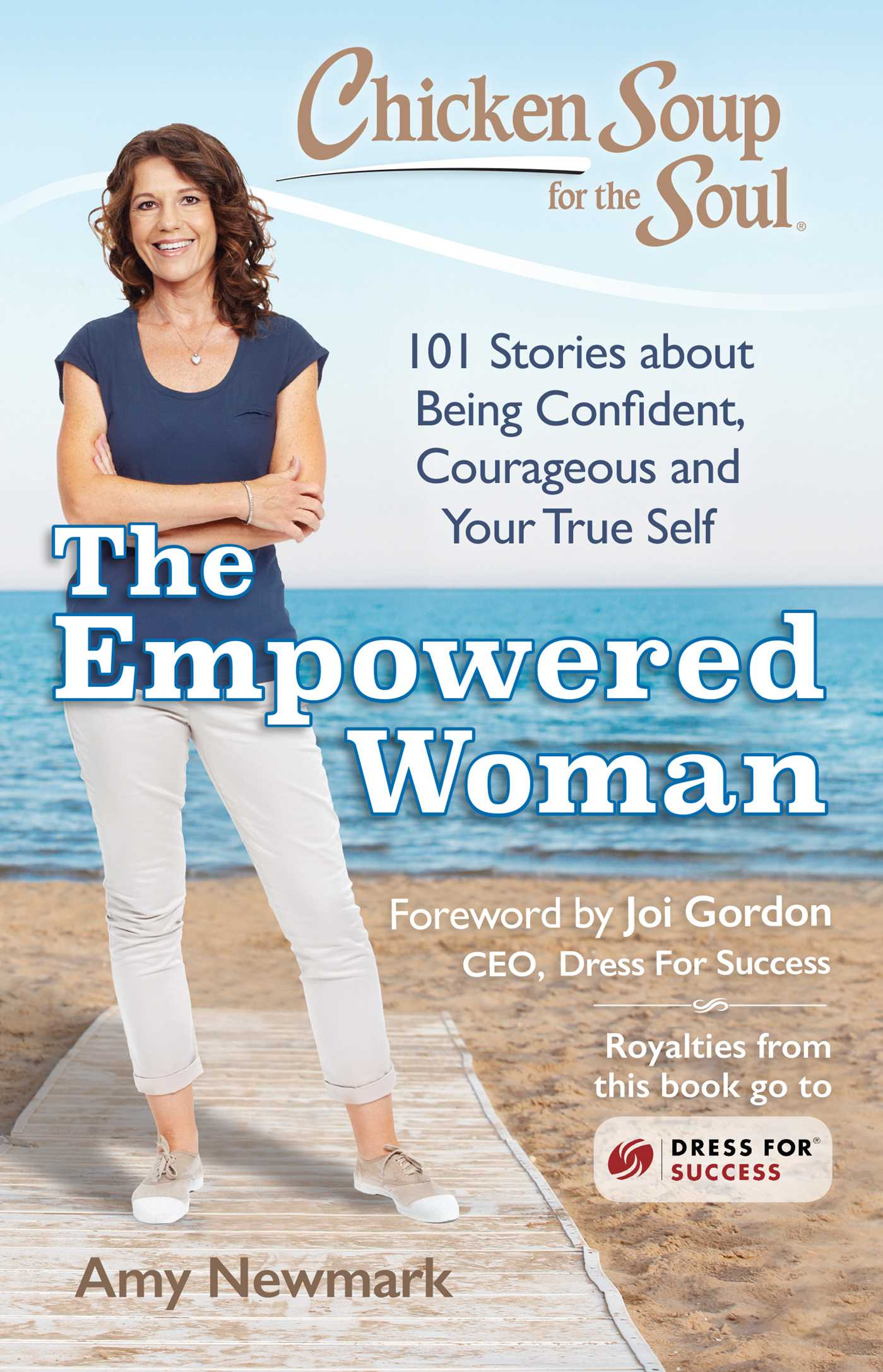Chicken soup for the soul the empowered woman 9781611599817 hr