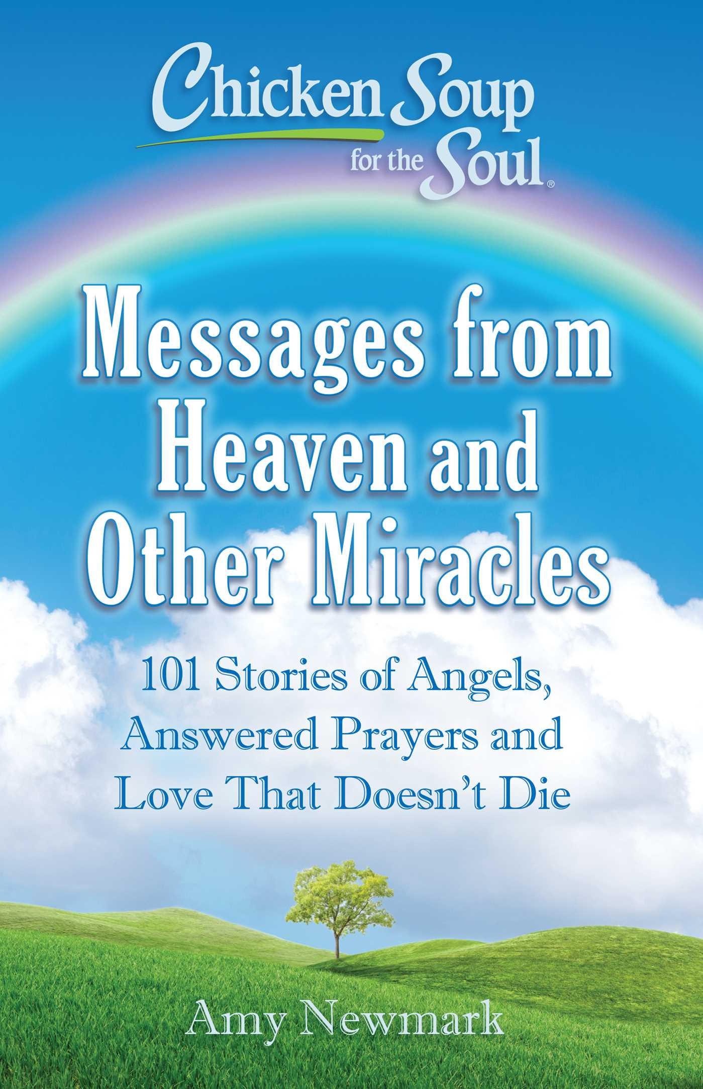 Chicken soup for the soul messages from heaven and other miracles 9781611599855 hr