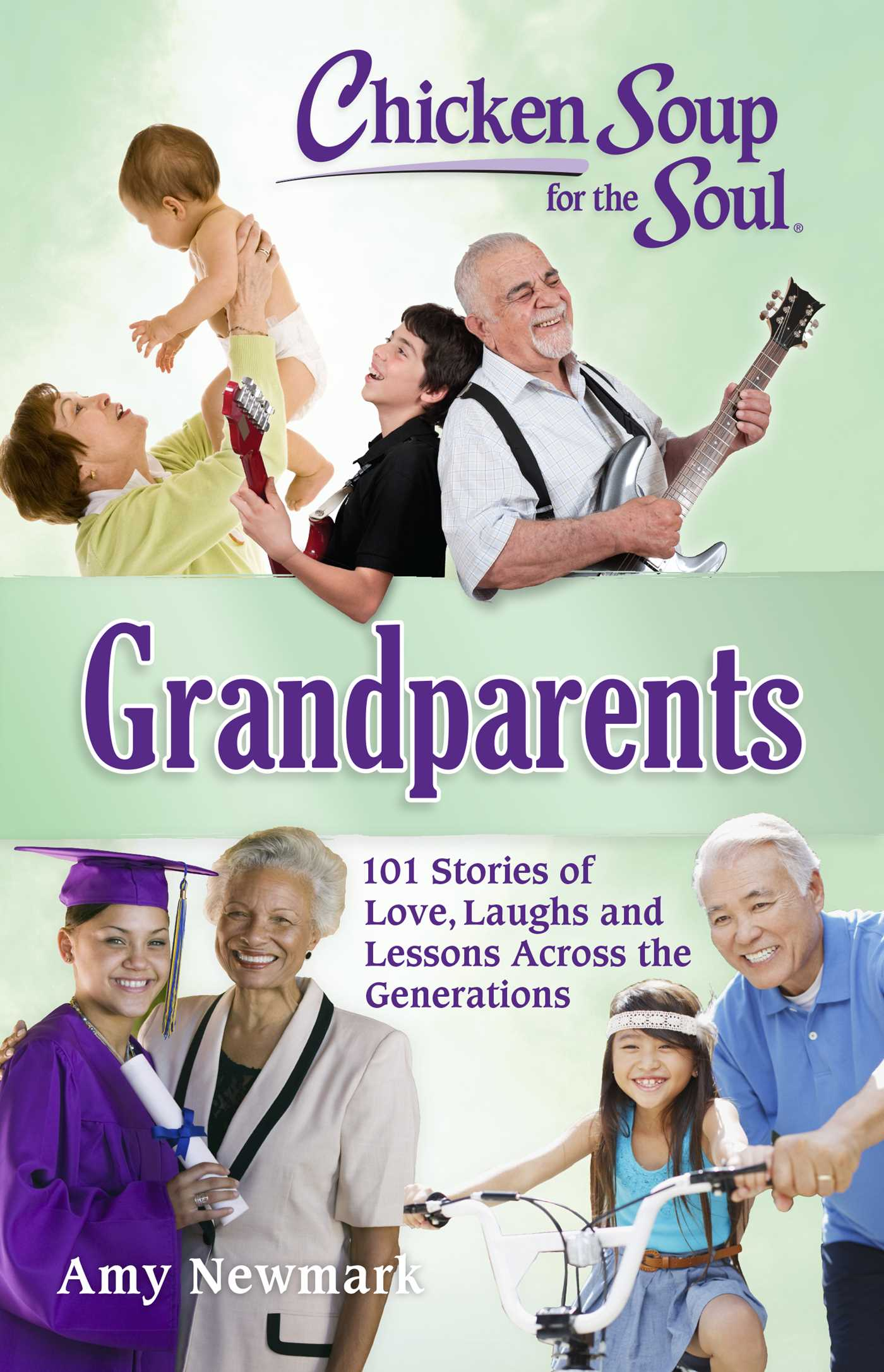 Chicken soup for the soul grandparents 9781611599862 hr