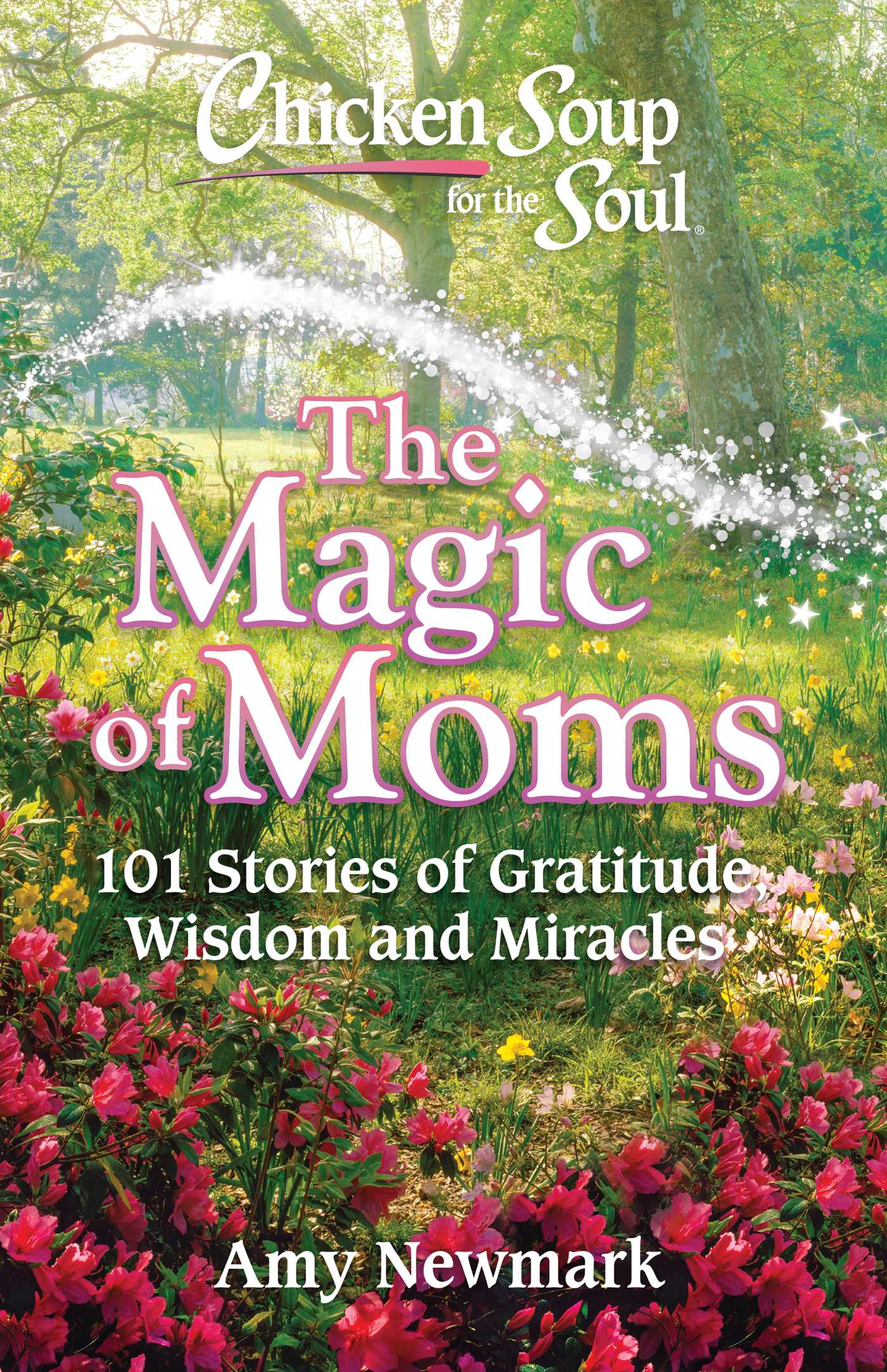 Chicken Soup for the Soul: The Magic of Moms   Book by Amy Newmark