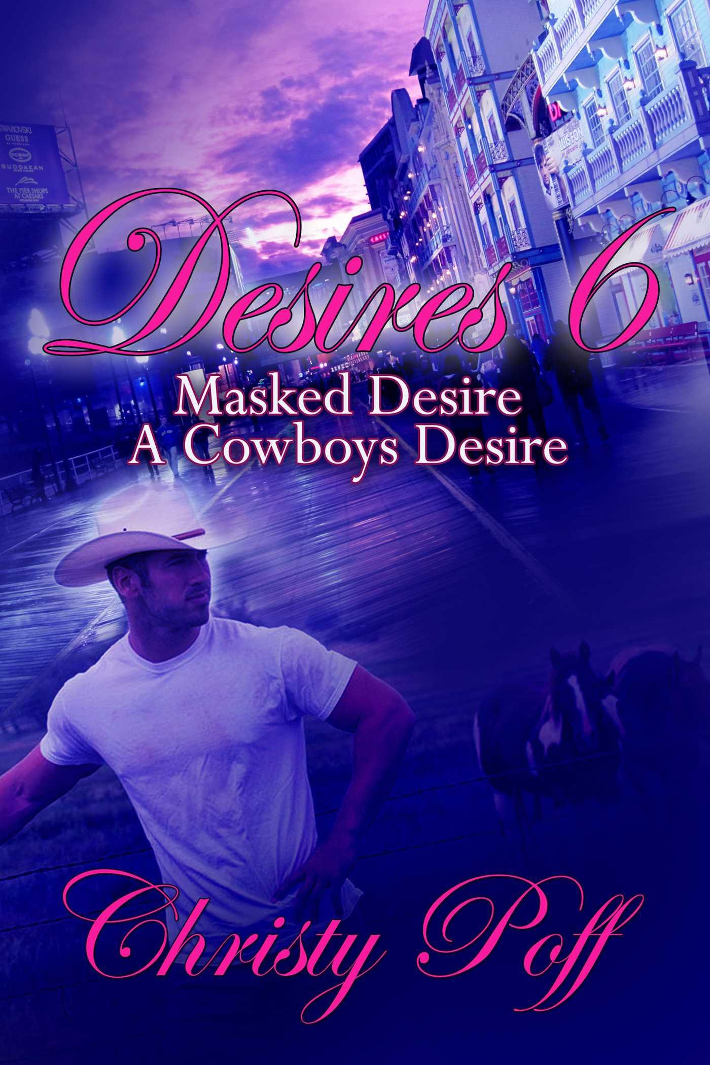 Masked desire a cowboys desire 9781611601602 hr
