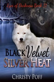 Black Velvet Silver Heat