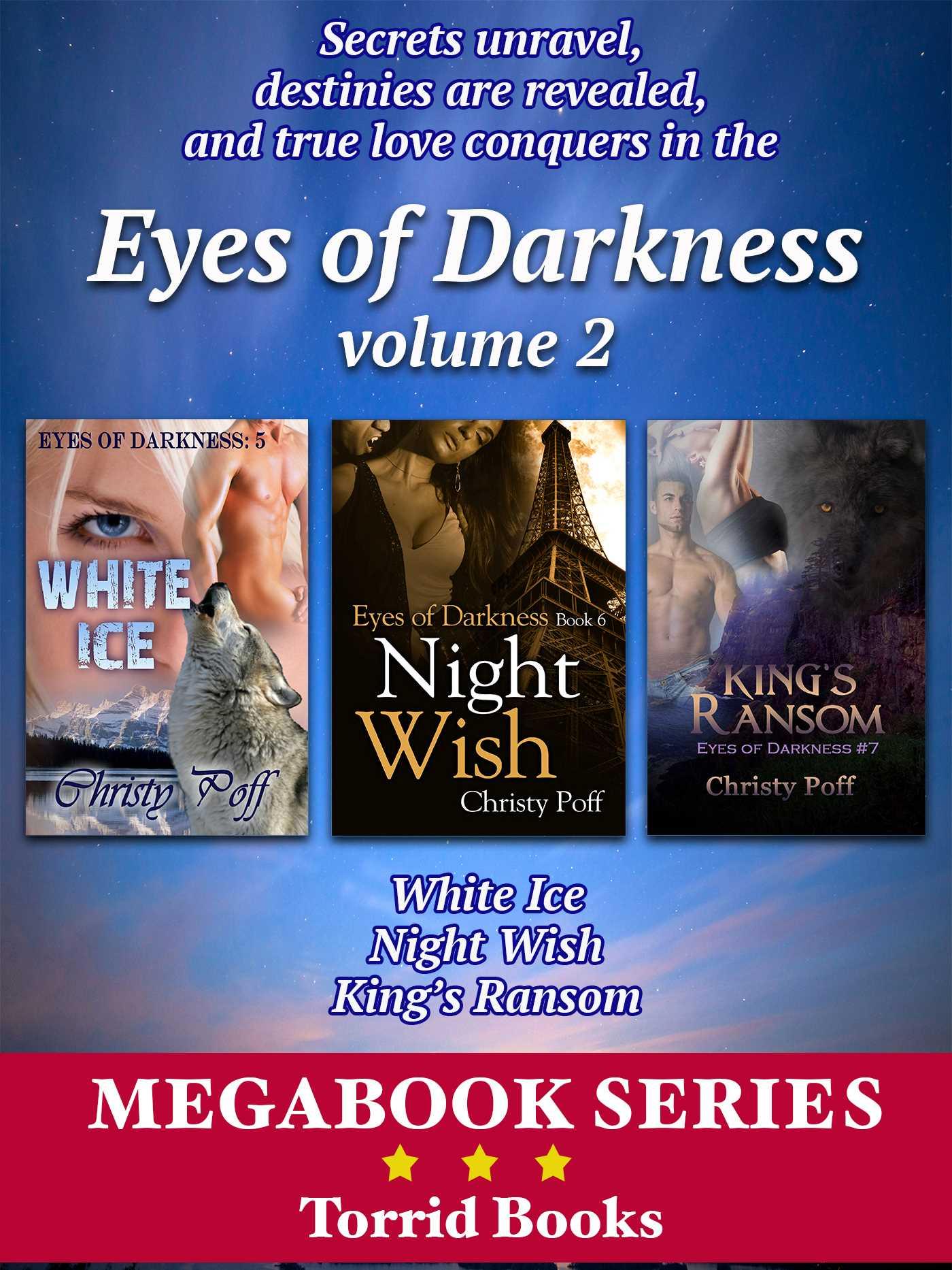 Eyes of darkness megabook volume 2 9781611604214 hr