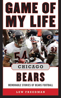 the latest 57154 2b66f Game of My Life Chicago Bears | Book by Lew Freedman ...