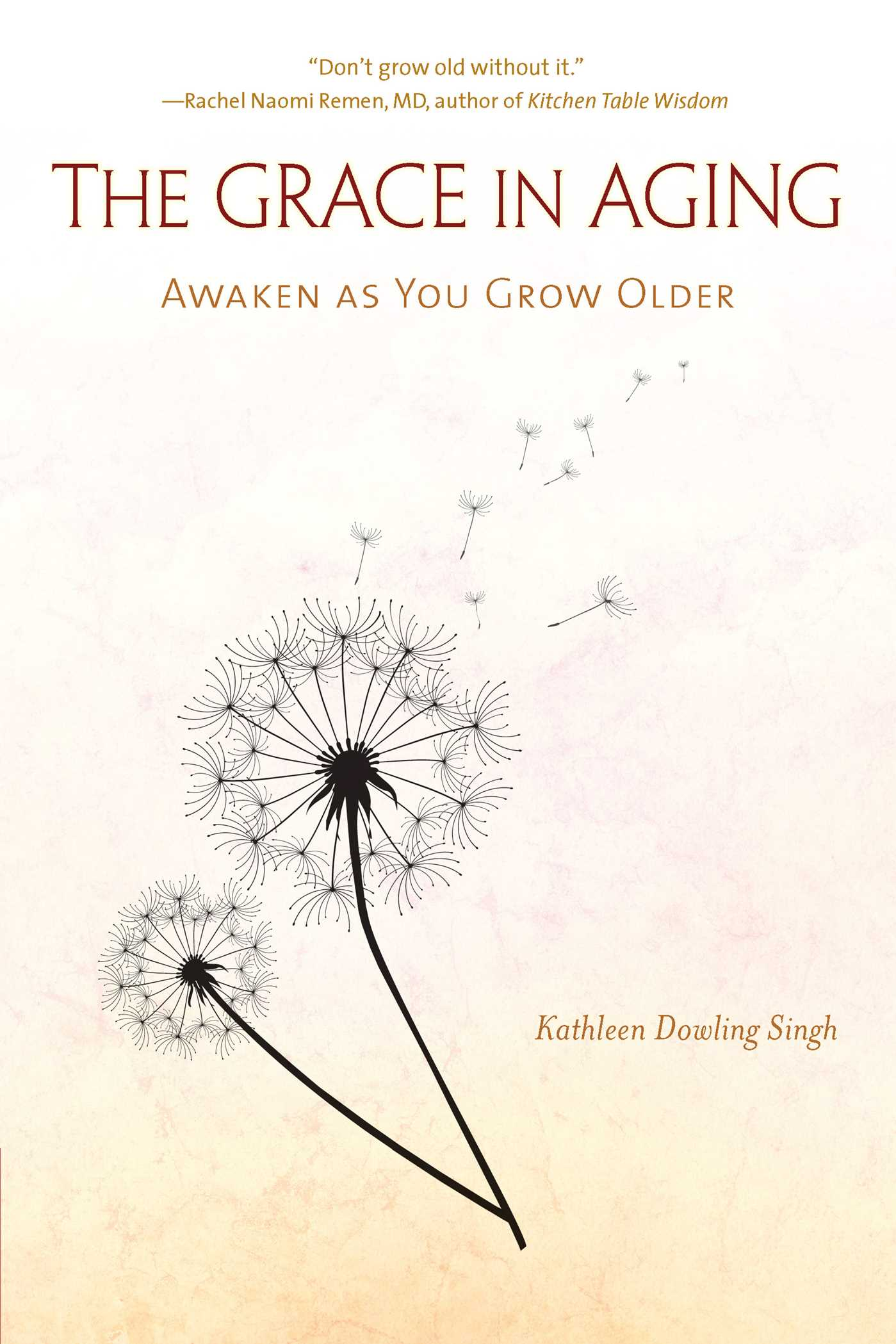 The Grace in Aging | Book by Kathleen Dowling Singh | Official ...