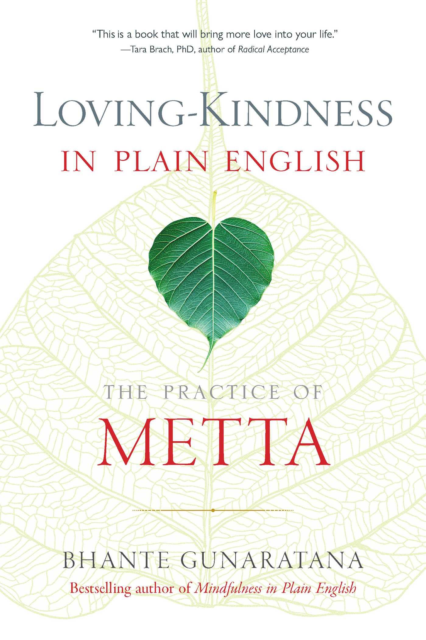 Loving kindness in plain english 9781614292494 hr