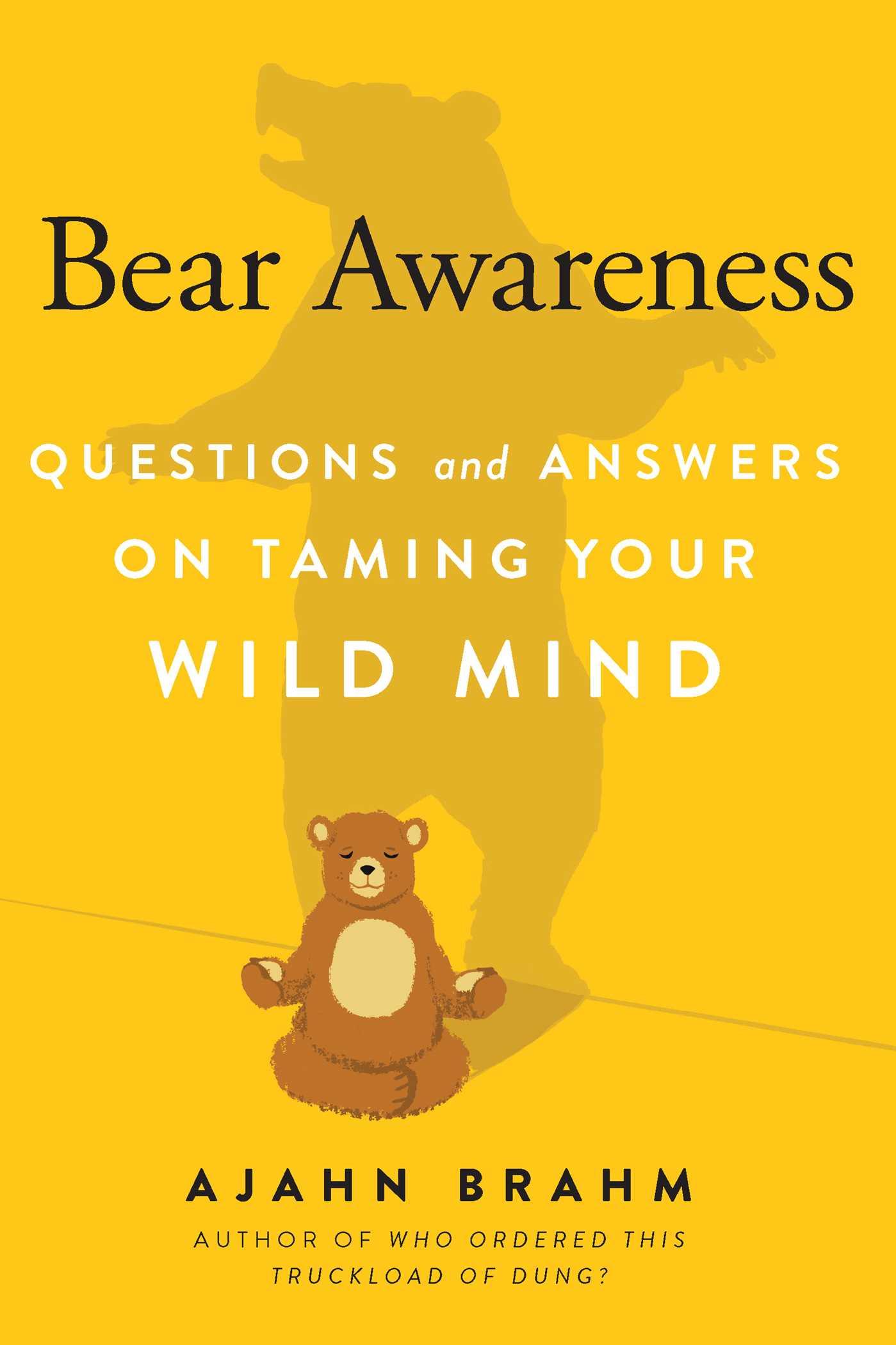 Bear awareness 9781614292562 hr