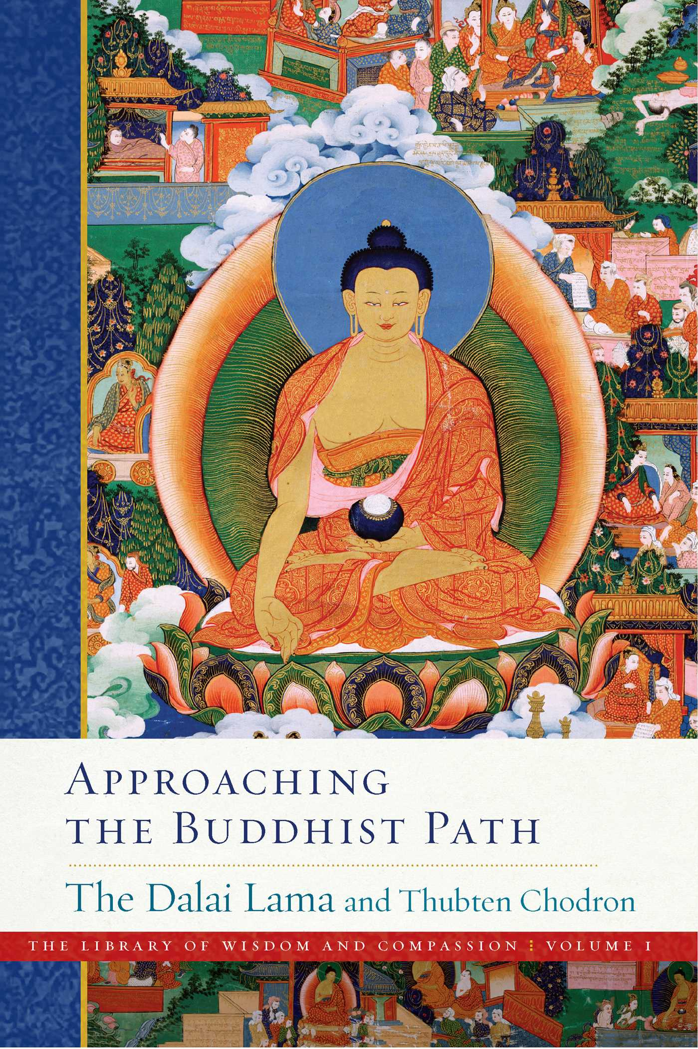 Approaching the buddhist path 9781614294412 hr
