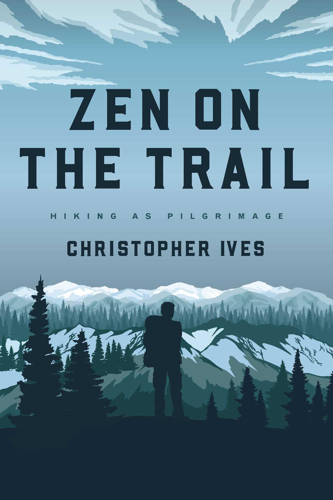 Zen on the trail 9781614294443 hr