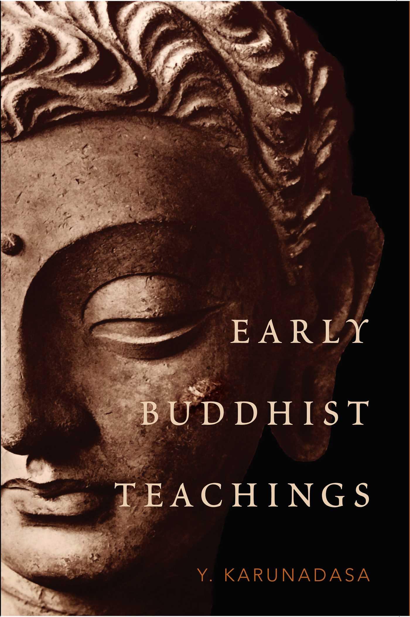 Early buddhist teachings 9781614294528 hr