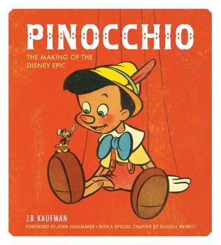 pinocchio novel
