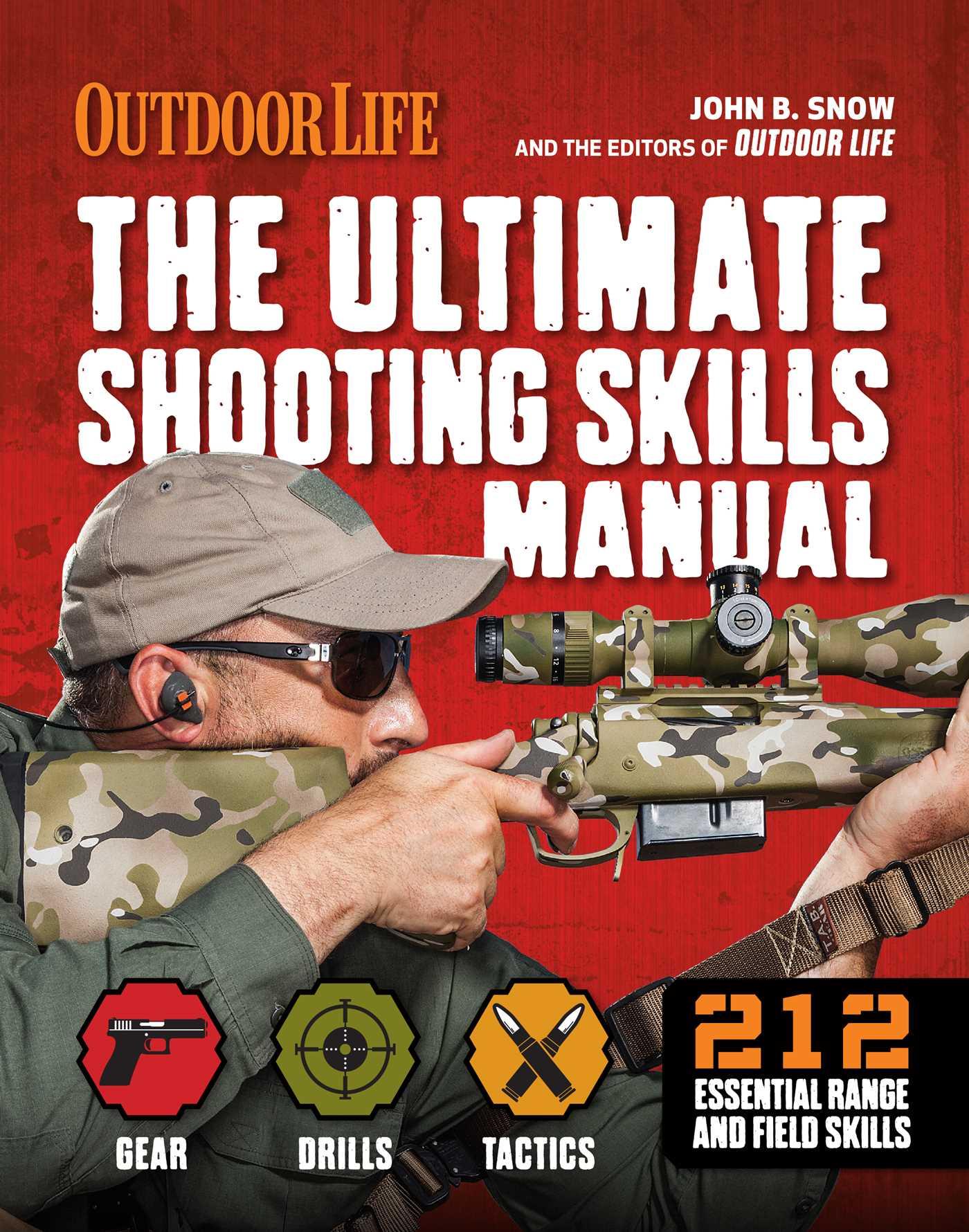 Ultimate shooting skills manual 9781616288327 hr