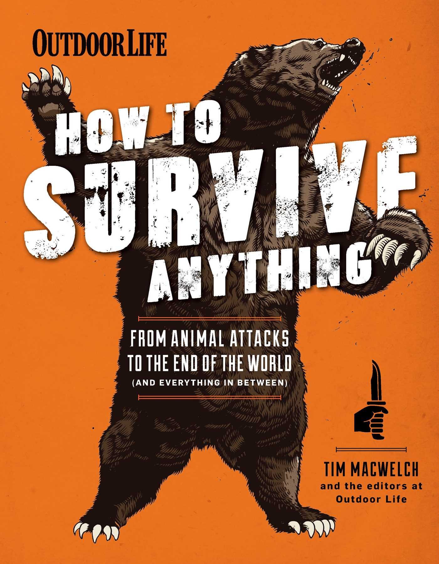 How to survive anything 9781616288686 hr