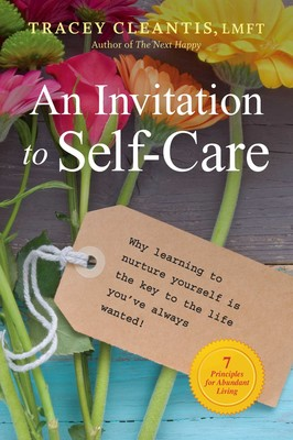 An invitation to self care book by tracey cleantis official an invitation to self care stopboris Images