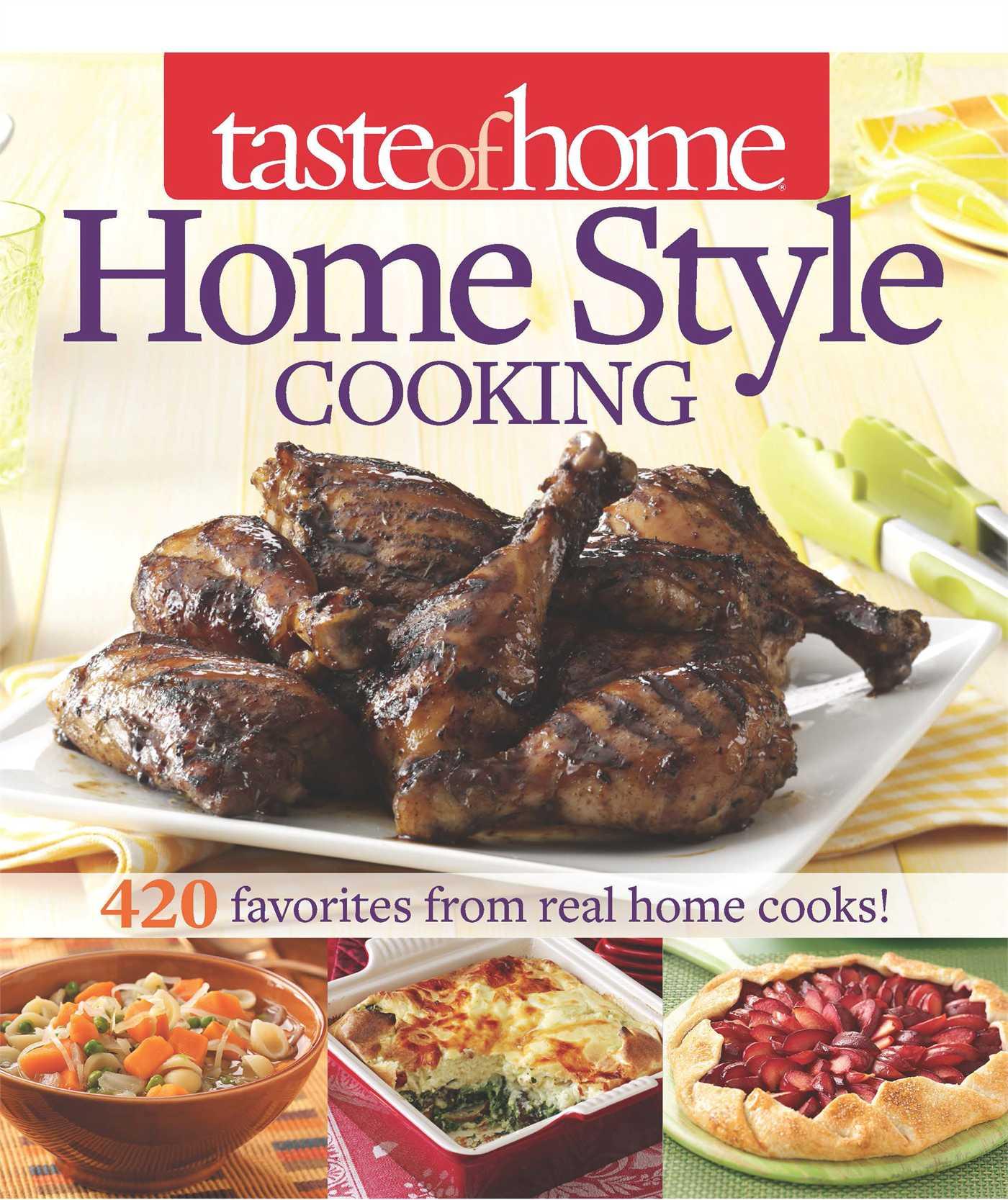 Taste of home home style cooking book by taste of home official taste of home home style cooking 9781617651618 hr forumfinder Gallery