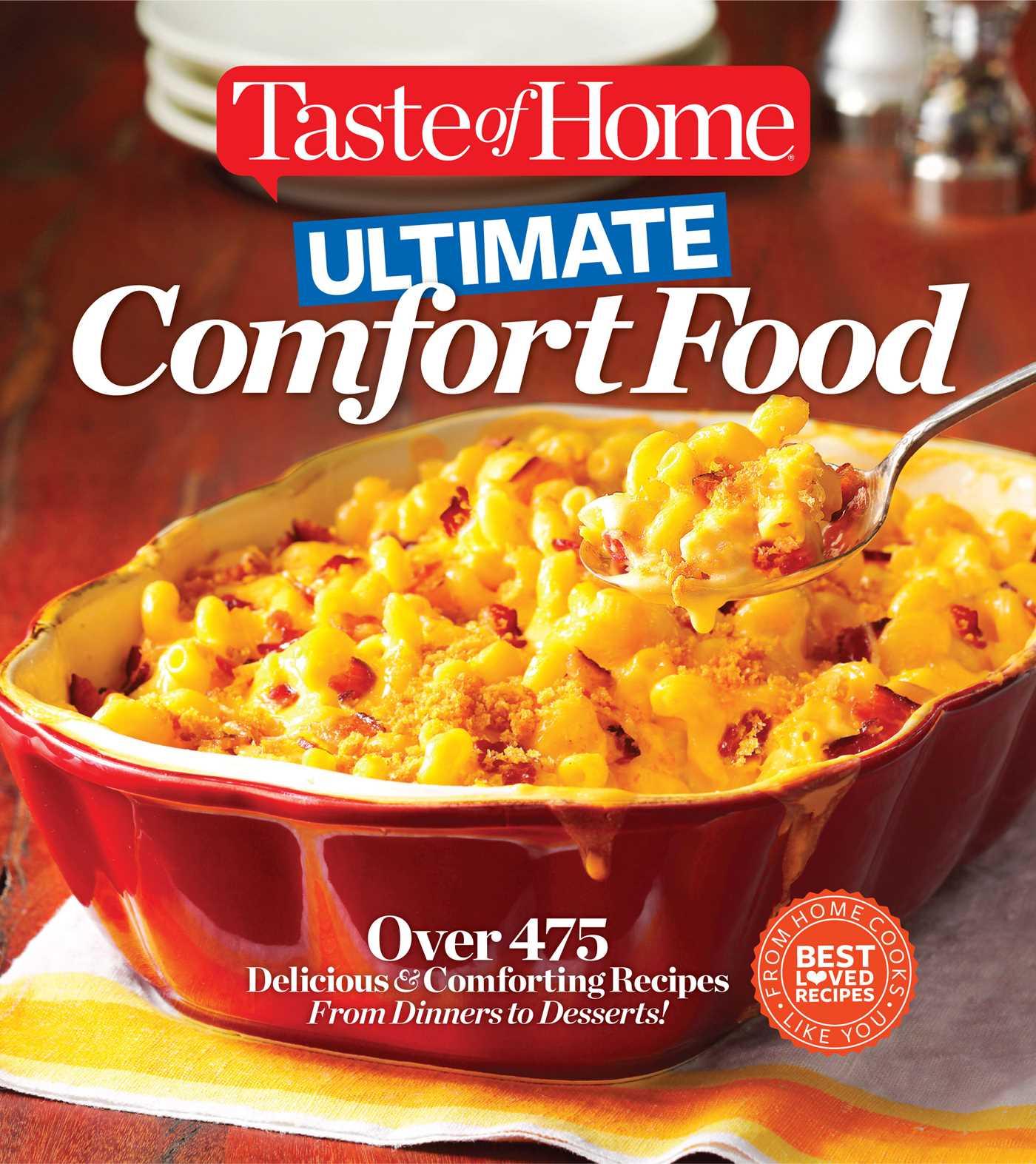 Taste of home ultimate comfort food book by editors of taste of taste of home ultimate comfort food 9781617653216 hr forumfinder Choice Image