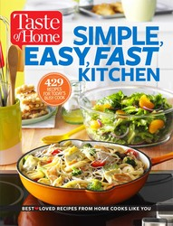 Taste of Home Simple, Easy, Fast Kitchen
