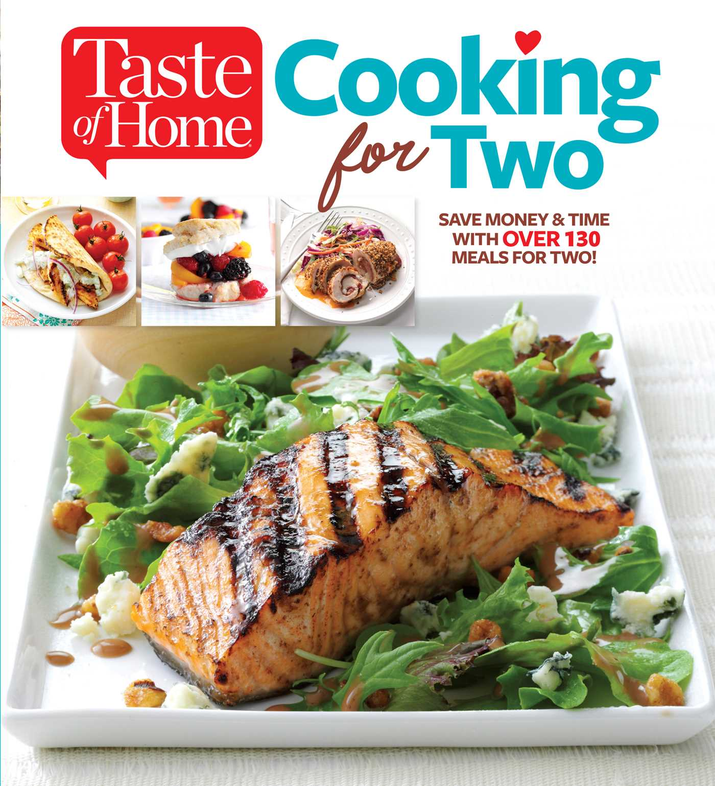Taste of home cooking for two 9781617656507 hr
