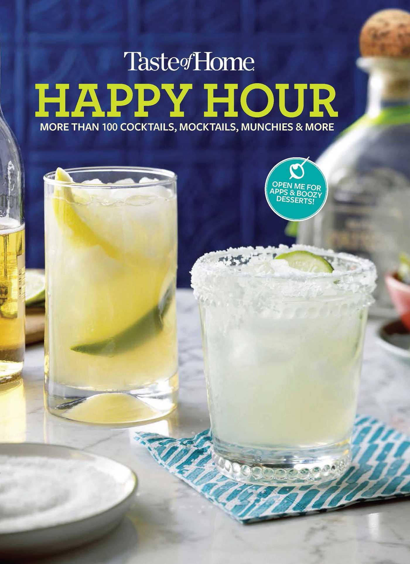 Taste of home happy hour mini binder 9781617657382 hr