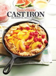 Taste of Home Cast Iron Mini Binder