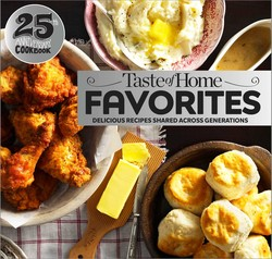 Buy Taste of Home Favorites–25th Anniversary Edition