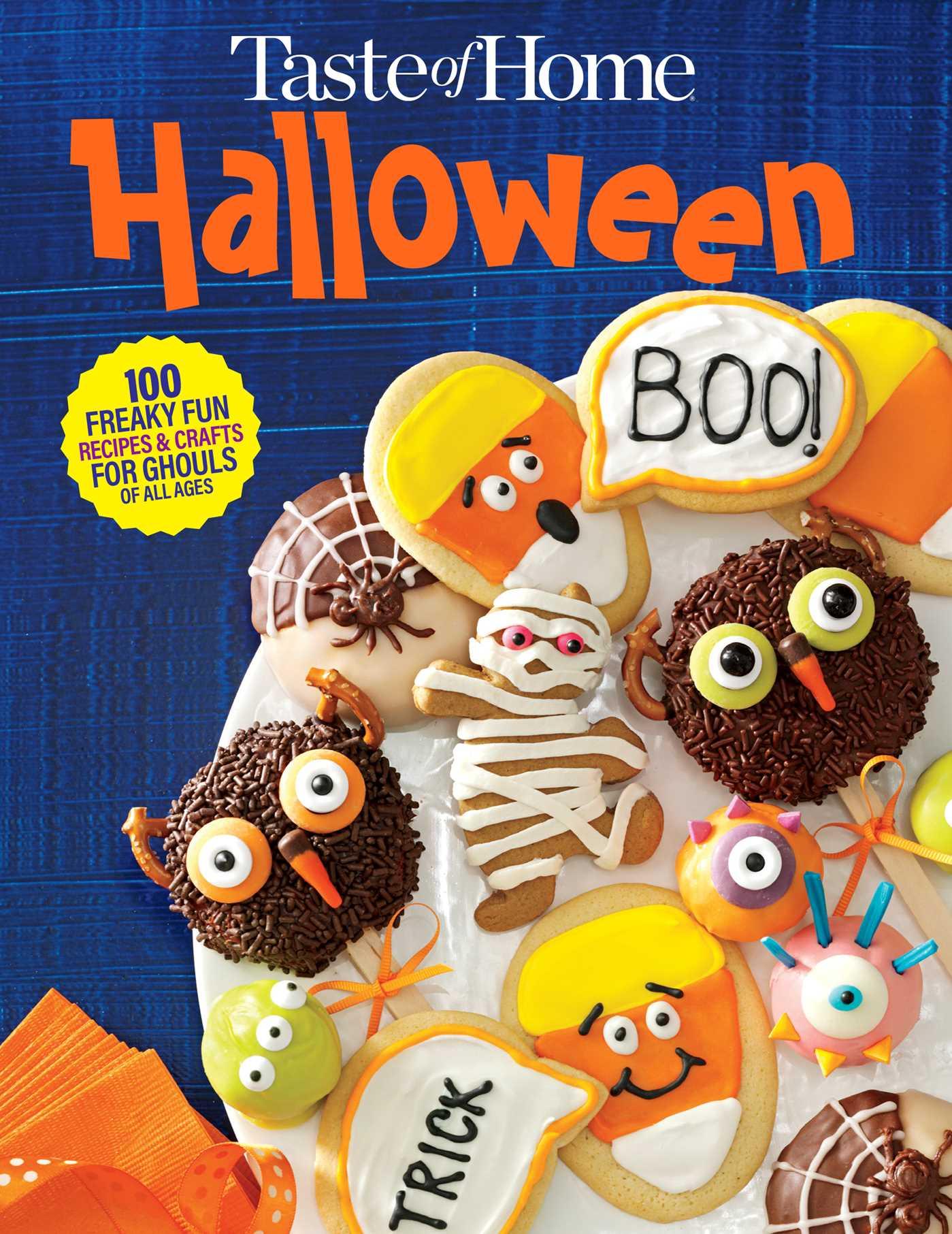 Taste of home halloween mini binder 9781617657689 hr