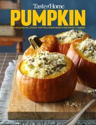 Taste of Home Pumpkin Mini Binder