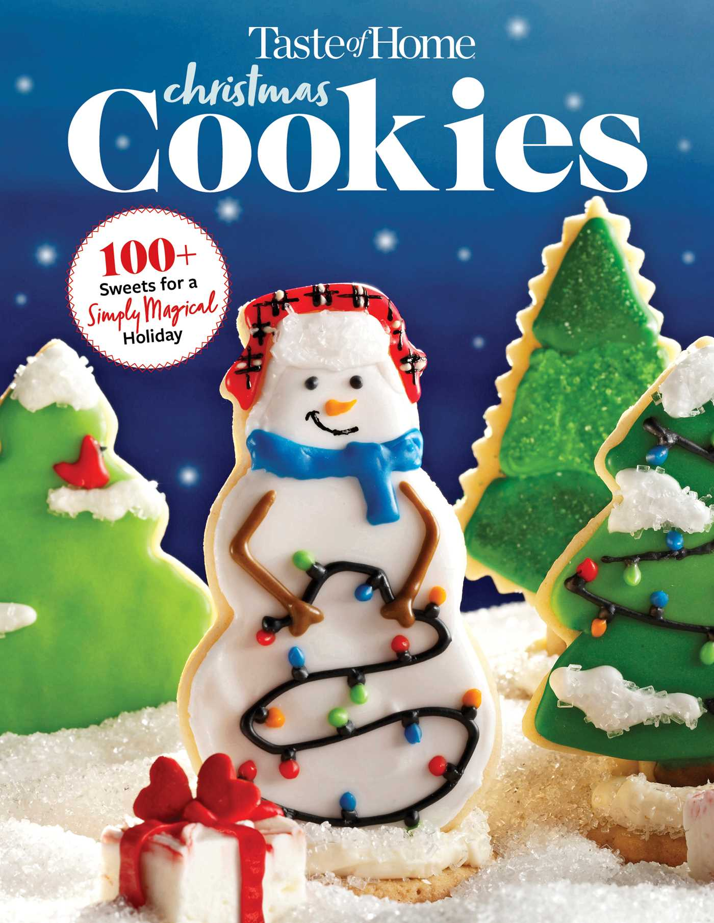 Taste Of Home Christmas Cookies Mini Binder Book By Taste Of Home Official Publisher Page Simon Schuster