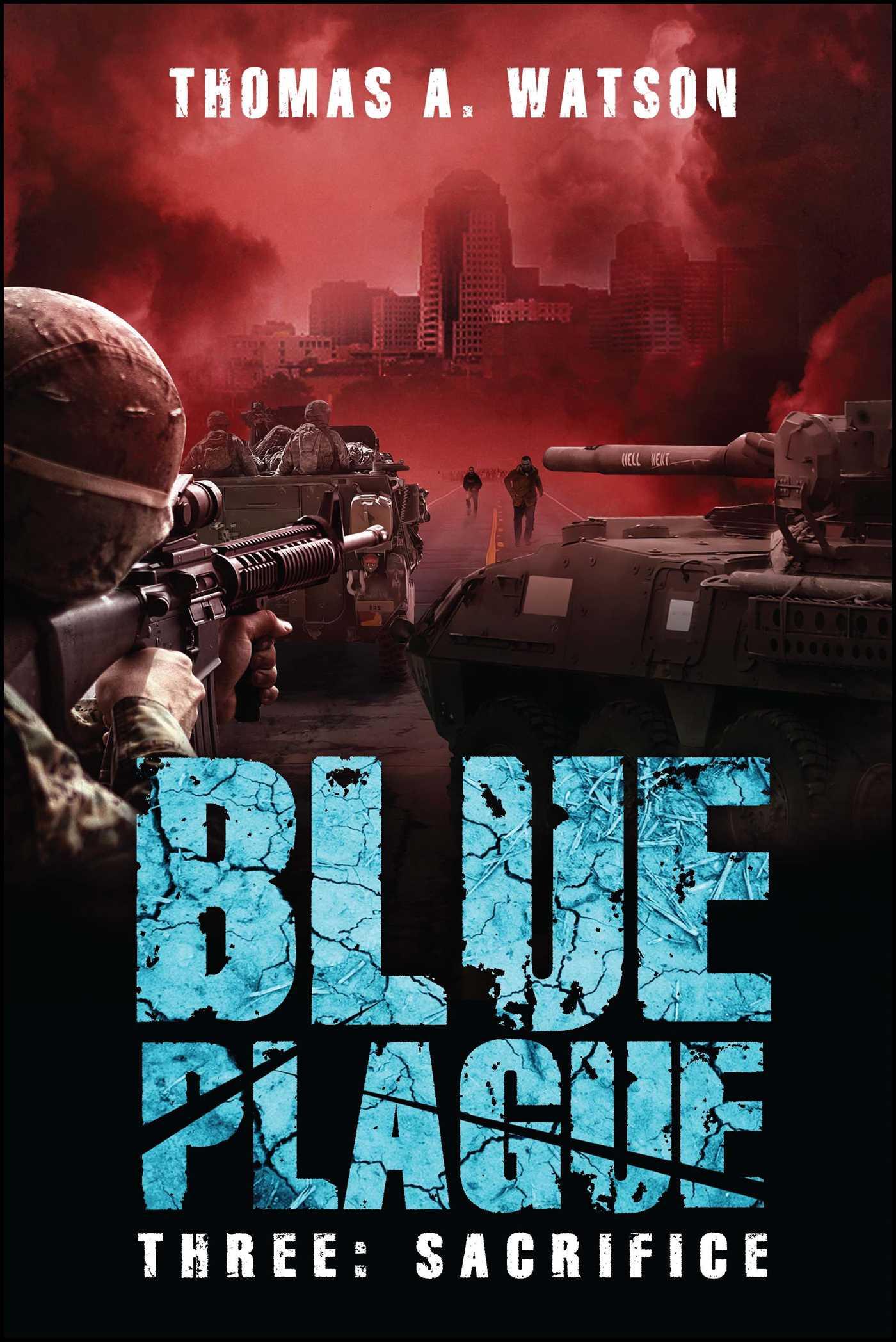 Blue plague 9781618687272 hr