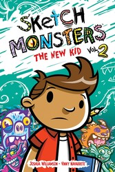Sketch Monsters Books By Joshua Williamson And Vicente Navarrete From Simon Schuster
