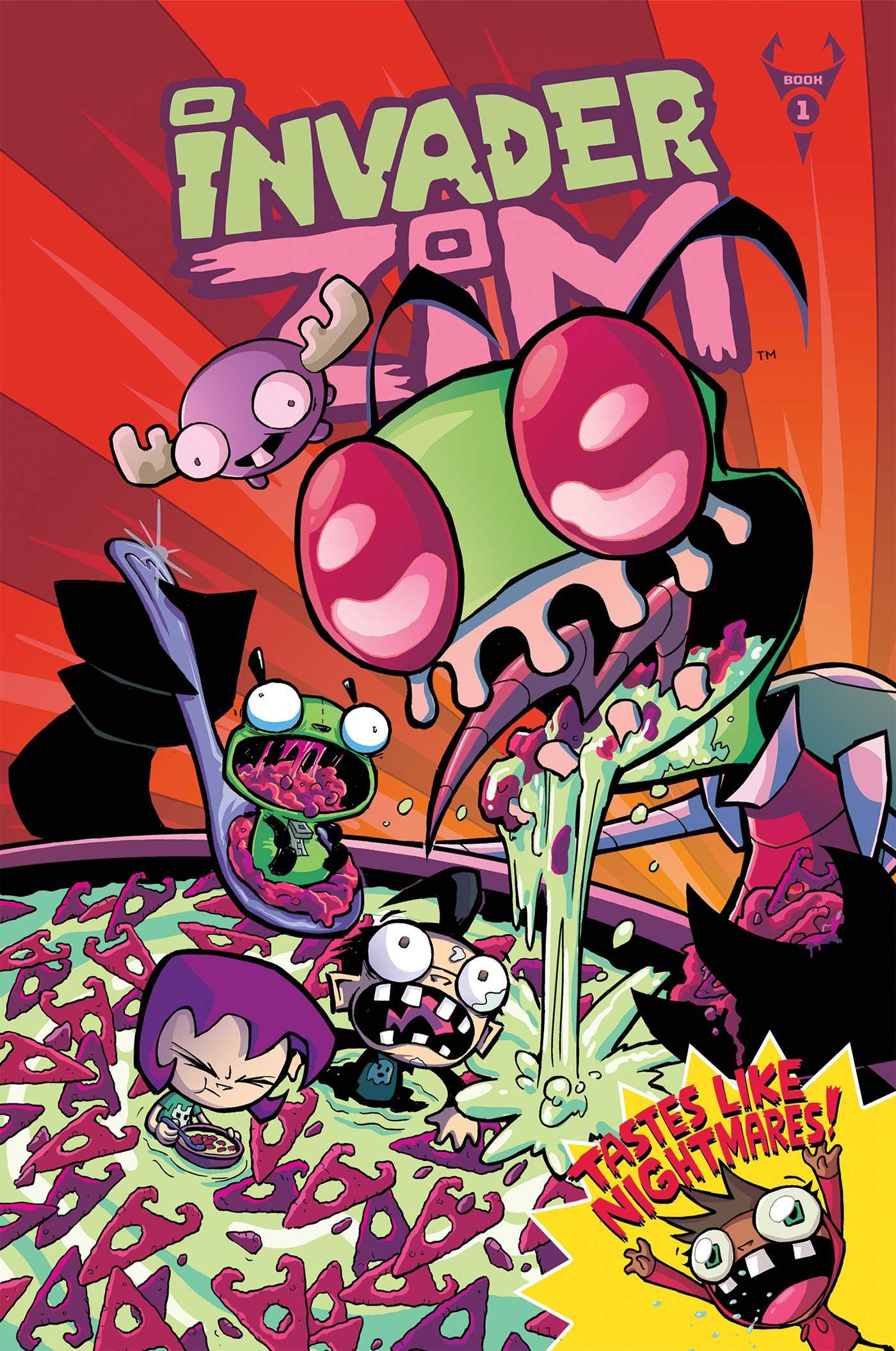 Invader ZIM Vol. 1 | Book by Jhonen Vasquez, Eric ...