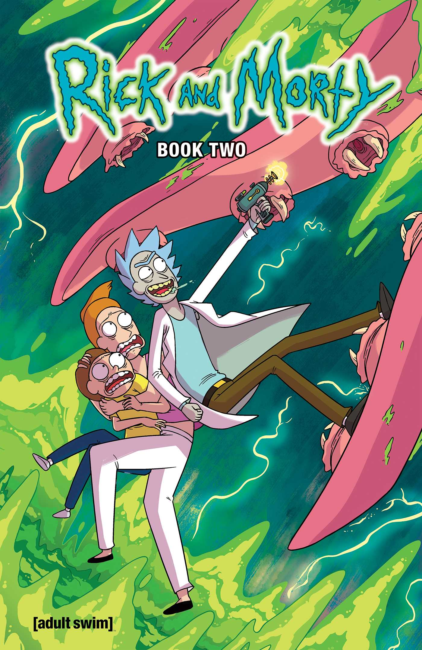 Rick And Morty Book Two Book By Tom Fowler Pamela Ribon Cj