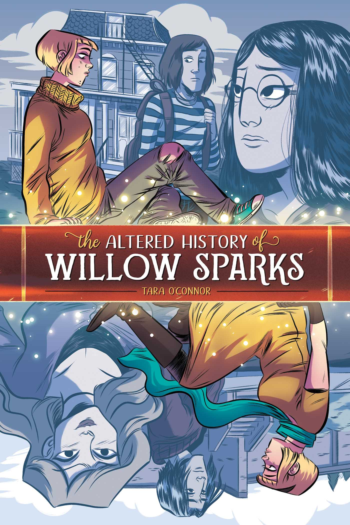 The altered history of willow sparks 9781620104507 hr