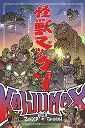 Kaijumax Book One