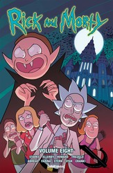 Rick and Morty Vol. 8